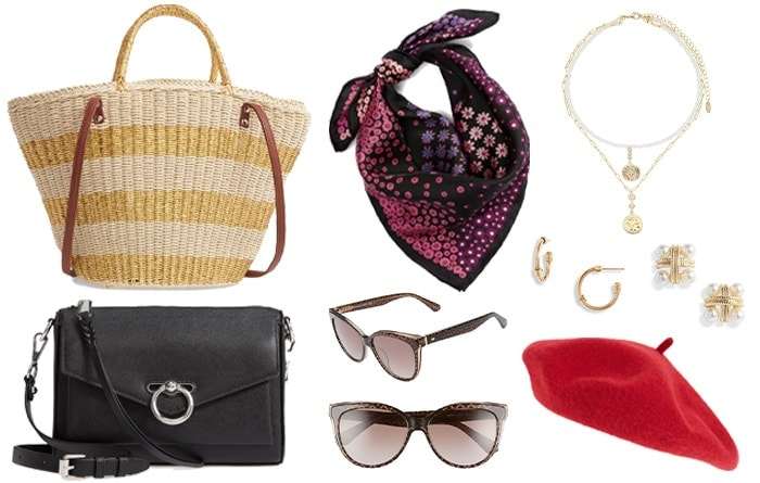 French accessories | 40plusstyle.com