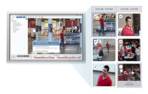 Our video security software also includes remote viewing capabilities on desktop and mobile devices