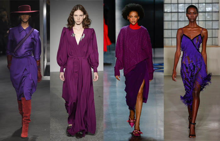 The color trends you need to know for Fall 2018 | 40plusstyle.com