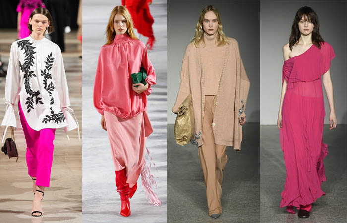 Pink - The color trends you need to know for Fall 2018 | 40plusstyle.com