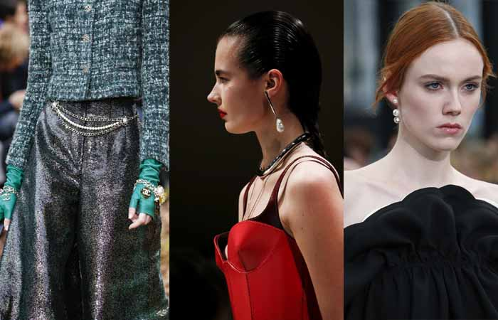 Pearls - The best accessory trends for Fall 2018 | 40plusstyle.com