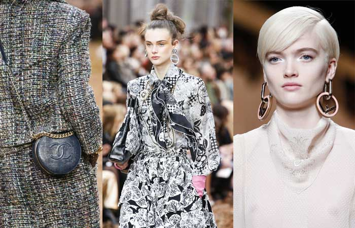 Round accessories - The best accessory trends for Fall 2018 | 40plusstyle.com