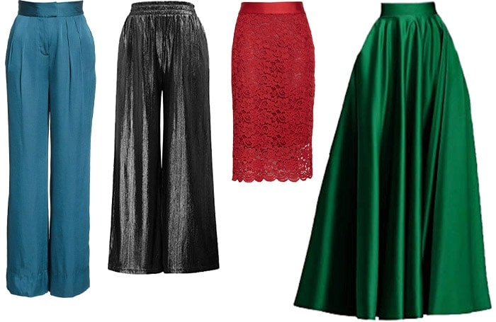 Pants and skirts to wear to a wedding   40plusstyle.com