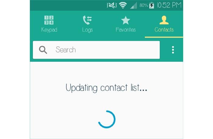 Samsung-Galaxy-S5-updating-contact-list