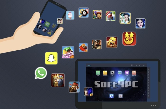 эмулятор app player nox