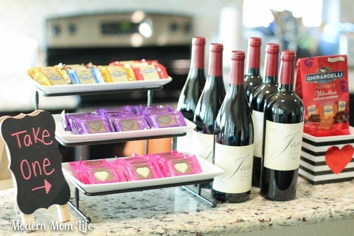 Wine and Chocolate Tasting Party