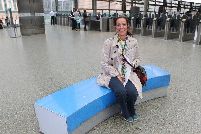 conhecendo as estações de trem de londres