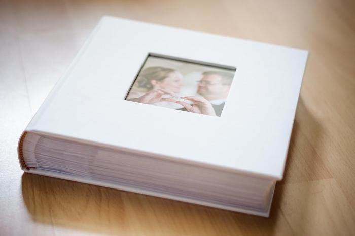 Hochzeits Fotoalbum