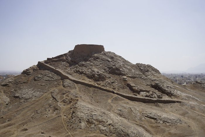 Tower of Silence - Yazd, Iran
