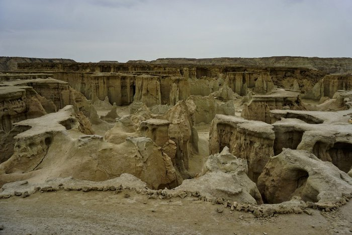 Valley of the Stars, Qeshm, Iran