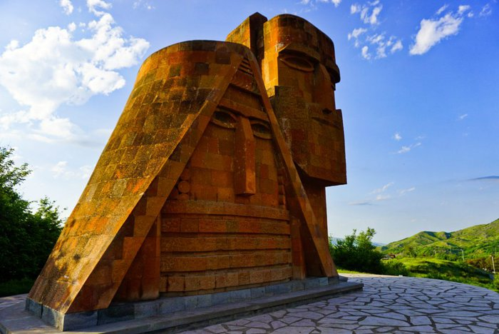 We Are Our Mountains, Stepanakert, Artsakh