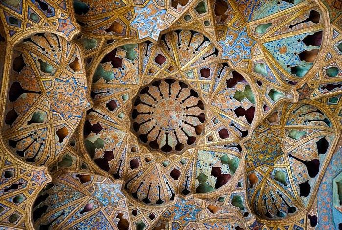 Ali Qapu palace, Isfahan, Iran – Experiencing the Globe