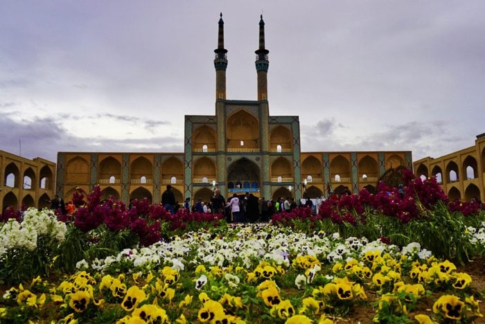 Amir Chaghmagh Complex, Yazd, Iran – Experiencing the Globe