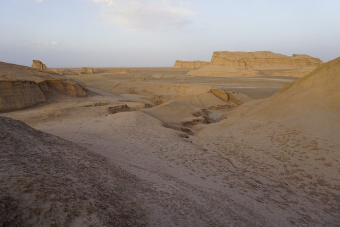 Lut desert, Iran – Experiencing the Globe