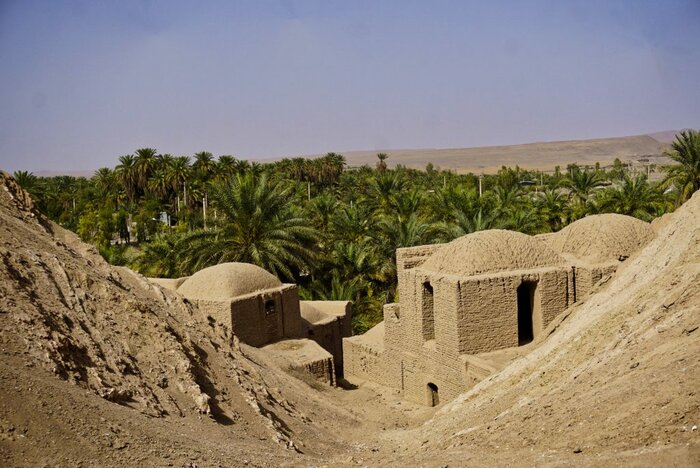 Oasis village, Kerman province, Iran – Experiencing the Globe