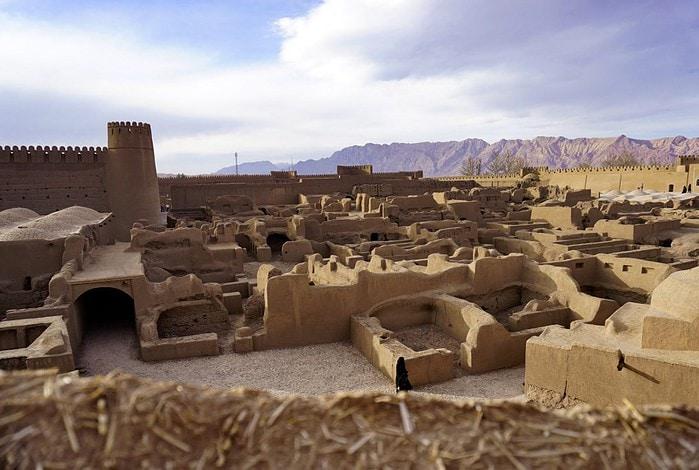 Rayen castle - Kerman Province, Iran – Experiencing the Globe