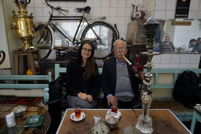 Tea at the Grand Bazaar, Tabriz, East Azerbaijan, Iran – Experiencing the Globe