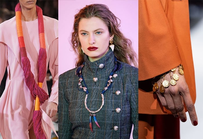 Bohemian inspired fall accessory trends | 40plusstyle.com