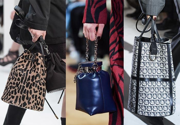 Fall handbag trends: Bucket bags | 40plusstyle.com