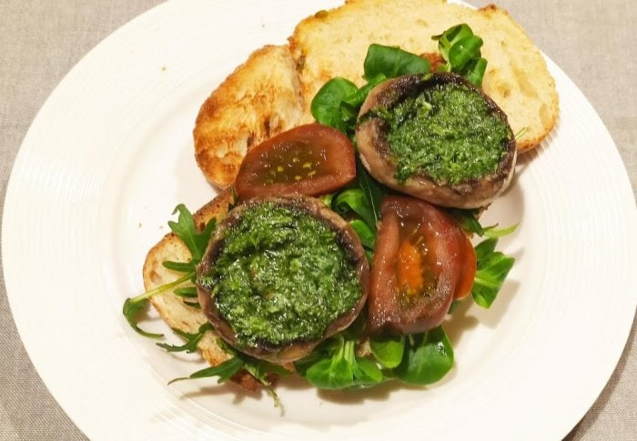 Sandwich végétarien de Jamie Oliver