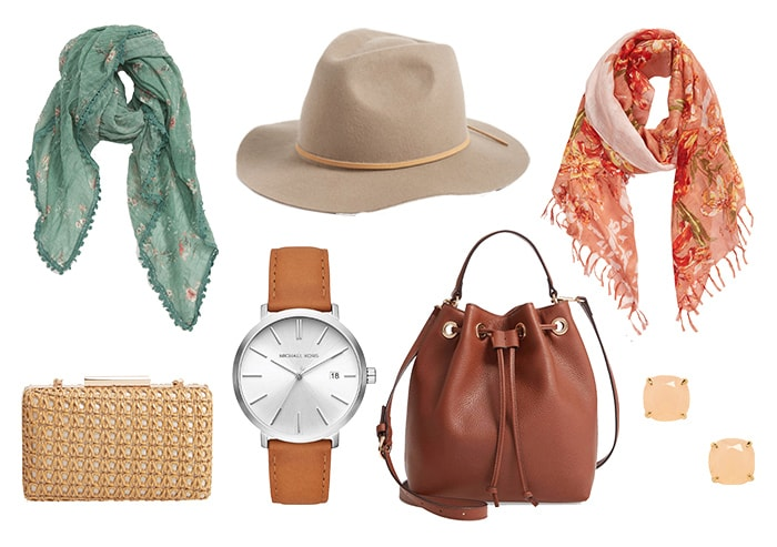 Accessories for the natural style personality | 40plusstyle.com
