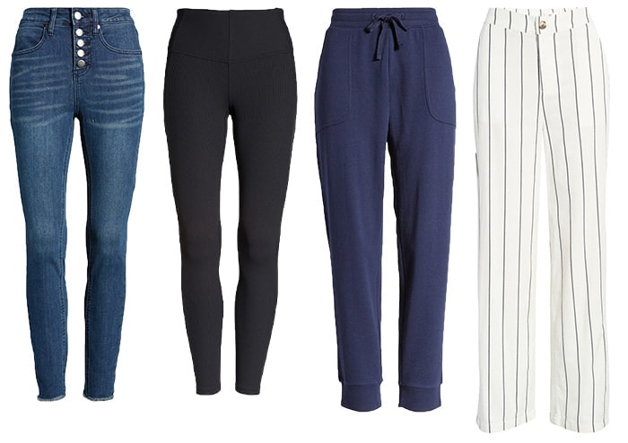 Jeans and pants from Nordstrom   40plusstyle.com