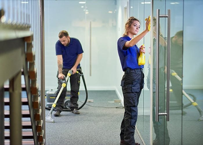 Commercial Cleaning Calgary