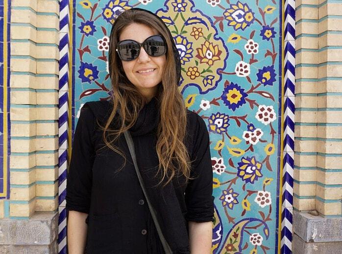 Solo female traveler, Iran – Experiencing the Globe