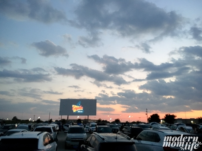 Coyote Drive in