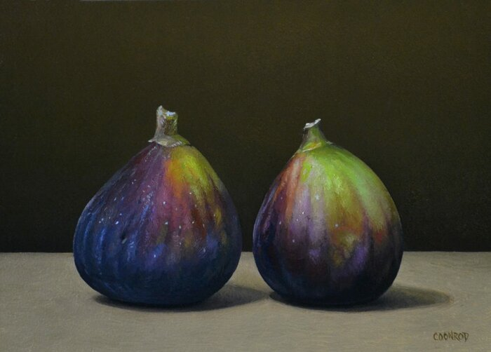 """2 Figs5"""" x 7""""sold"""