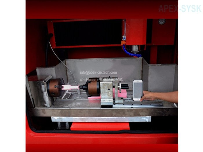 5030 4th axis cnc router for 3d carving