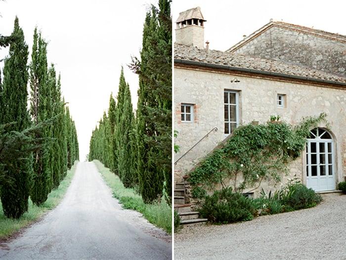 Borgo Pignano In Tuscany In Italy With Sposiamovi Events