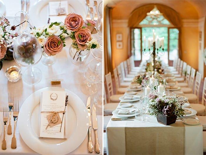 Wedding Reception With La Rosa Canina Firenze At Borgo Pignano In Tuscany In Italy With Sposiamovi Events