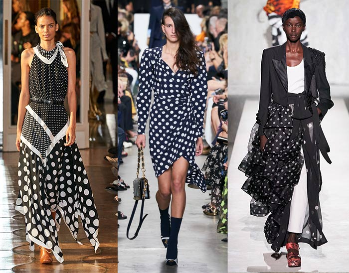 polka dot dress for spring and summer | 40plusstyle.com