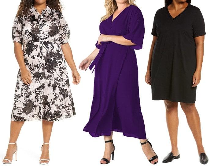 Plus size dresses   40plusstyle.com