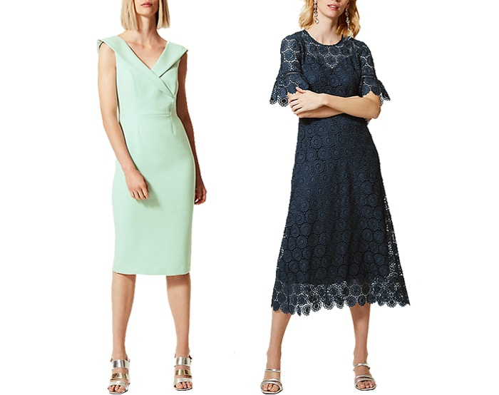 Marks and Spencer formal dresses | 40plusstyle.com