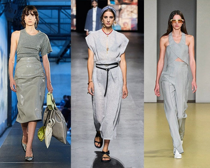 Color trends for spring - gray | 40plusstyle.com
