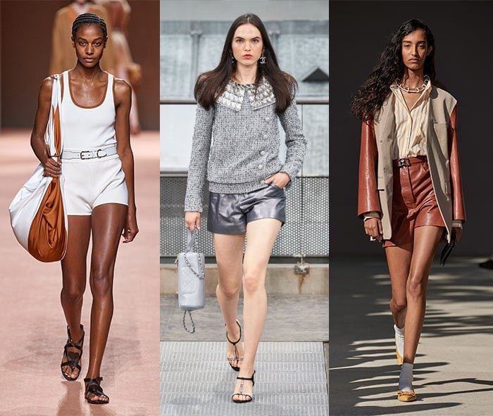 Runway looks from the 2020 catwalks | 40plusstyle.com
