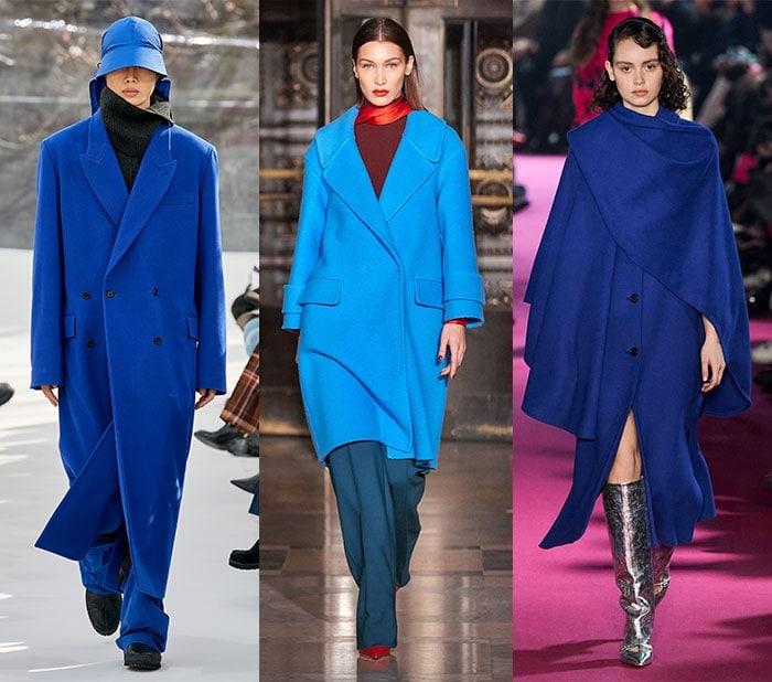 Fall clothing colors - every shade of blue | 40plusstyle.com