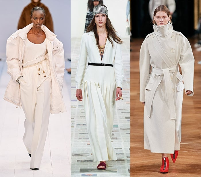 off white as a fall 2020 neutral | 40plusstyle.com