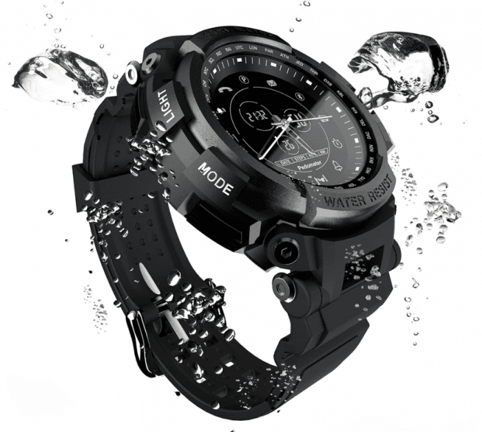 waterproof smartwatch under 50