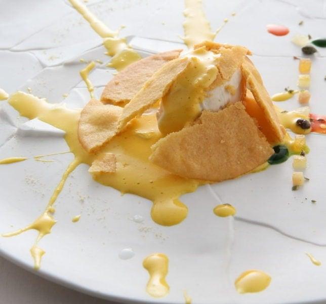 オステリア・フランチェスカーナのデザート