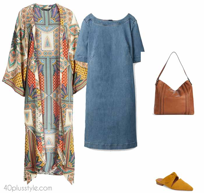 Outfits for women over 40 | 40plusstyle.com