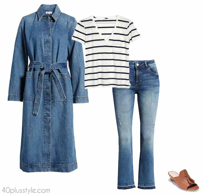 Fashion ideas for women over 40 | 40plusstyle.com