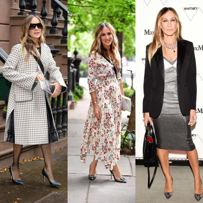 Sarah Jessica Parker's style | fashion over 40 | style | fashion | 40plusstyle.com