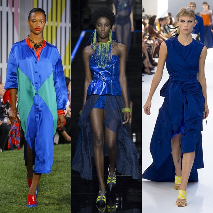 Beautiful bright blues for spring 2019   40plusstyle