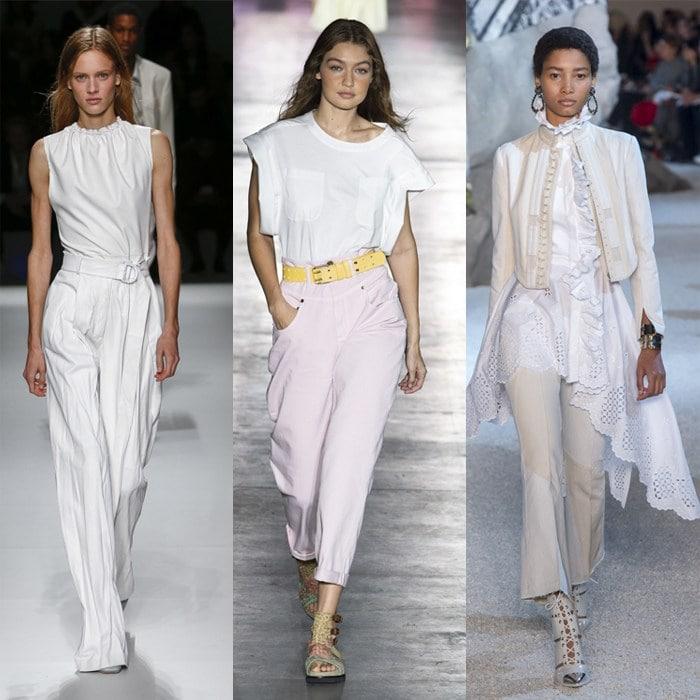 Crisp clean white styles for summer   40plusstyle