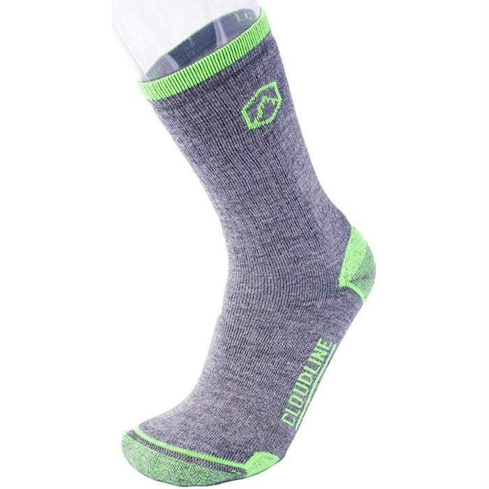 Cloudline merino wool crew socks - photo 3