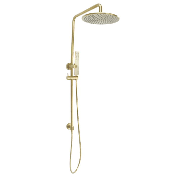 Finley All In One Shower Set - Brushed Brass
