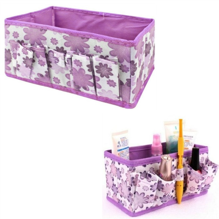 Cosmetic Makeup Storage Box Only $2 PLUS FREE Shipping!